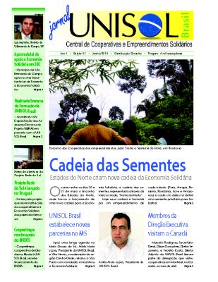Jornal Unisol – Ed. 01