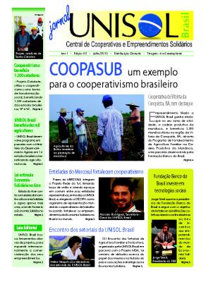 Jornal Unisol – Ed. 02