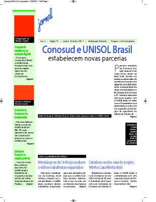 Jornal Unisol – Ed. 07