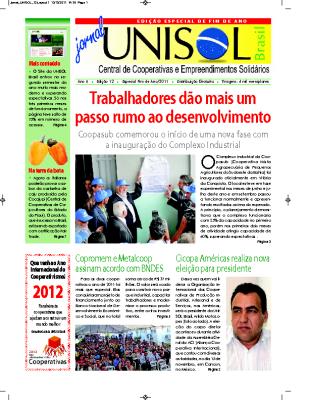 Jornal Unisol – Ed. 12