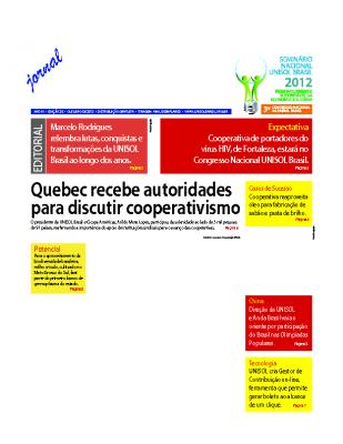 Jornal Unisol – Ed. 20