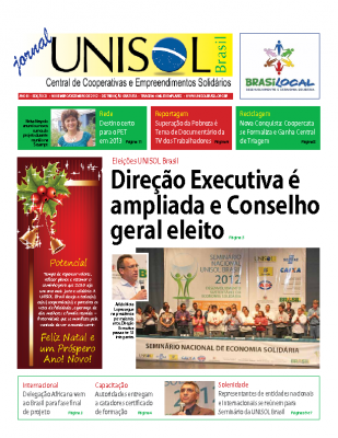 Jornal Unisol – Ed. 21
