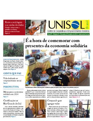 Jornal Unisol – Ed. 25