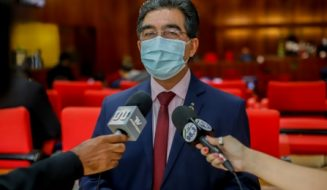 O deputado estadual Francisco Limma (PT/PI