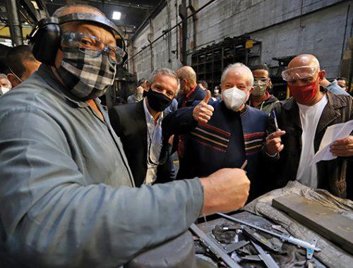 A resposta classista ao desemprego estrutural e a informalidade colocou novamente em debate o controle operário da produção.
